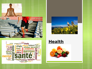 PowerPoint Presentation on Health and Nutrition