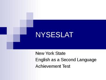 PowerPoint Presentation on NYSESLAT