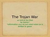 PowerPoint Presentation on The Trojan War