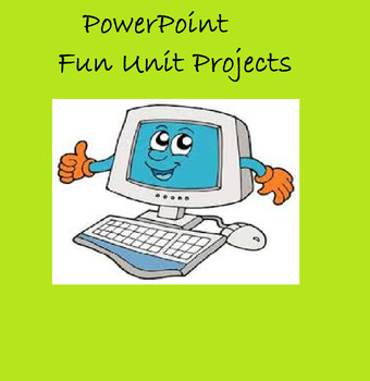 PowerPoint Project Bundle