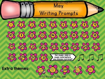 PowerPoint Prompts - Summer Bundle