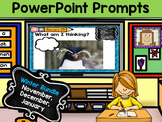 PowerPoint Prompts - Winter Bundle