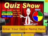 PowerPoint Quiz Show Game