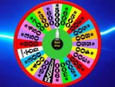 PowerPoint Quiz Show Spinning Wheel