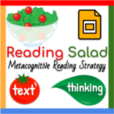 """PowerPoint: """"Reading Salad"""" Metacognitive Reading Comprehension"""