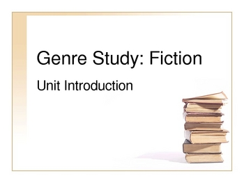PowerPoint, Reading Strategies for Fiction