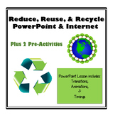 PowerPoint - Recycle Project - Transitions, Animations & Timings