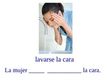 Reflexive Verb Conjugation Practice in Spanish