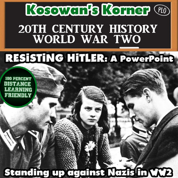 PowerPoint: Resistance in Nazi Germany