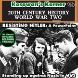 Resistance in Nazi Germany, White Rose Society, Operation Valkyrie & Bonhoeffer