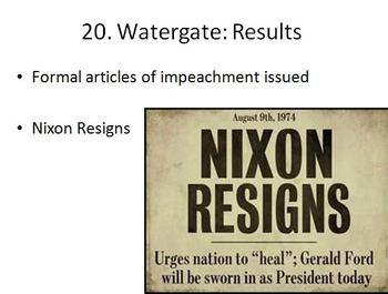 PowerPoint Richard Nixon