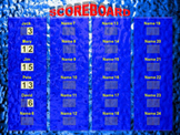 PowerPoint Scoreboard for 24 Participants