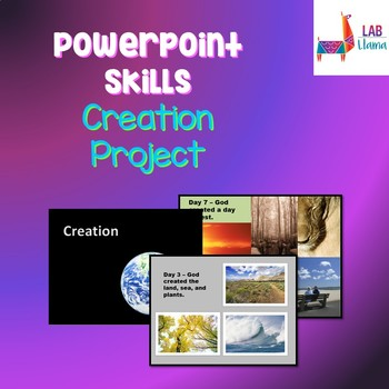 PowerPoint Skills: Creation Project