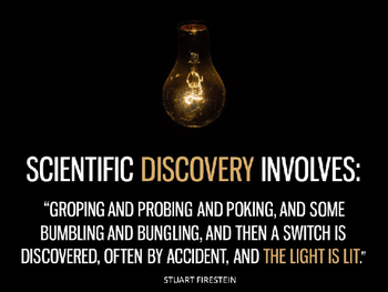 PowerPoint Slide - Scientific Discovery