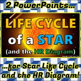PowerPoint: Star Life Cycle and HR Diagram PP Pack