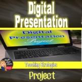 Digital Presentation Student Project | Any Subject | Grades 6-12