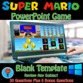 Super Mario PowerPoint Game