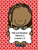 PowerPoint Supplement Wit and Wisdom First Grade Module 2