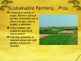 PowerPoint:  Sustainable Agriculture