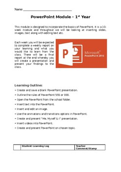 PowerPoint Teaching Guide