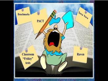 PowerPoint-Teaching Test-Taking Strategies