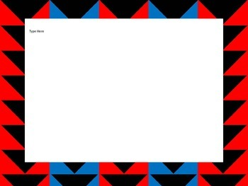 Powerpoint template red white blue by kristin petrony tpt powerpoint template red white blue toneelgroepblik Choice Image