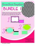 PowerPoint Templates - Bundle #1