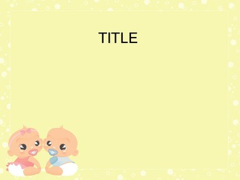 PowerPoint Templates - Family