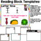 PowerPoint Templates (Stress Free Reading Block)