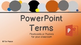 PowerPoint Terms & Definitions