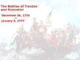 PowerPoint - The Battles of Trenton and Princeton