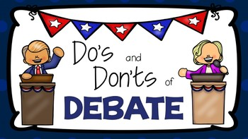 PowerPoint: The Do's and Don'ts of Debate