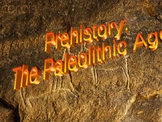 PowerPoint - The Paleolithic Era