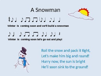 PowerPoint - The Snowman