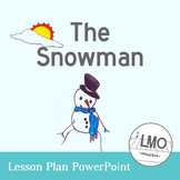 The Snowman POWERPOINT - a re pentatonic experience for gr