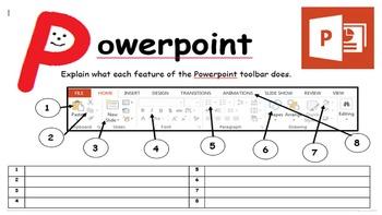PowerPoint Toolbar