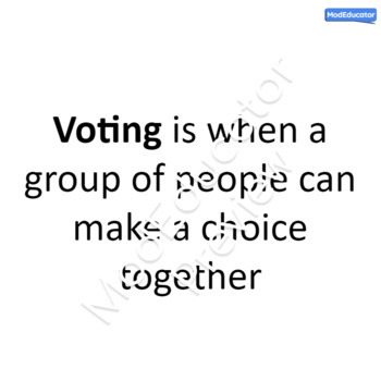 PowerPoint: Voting