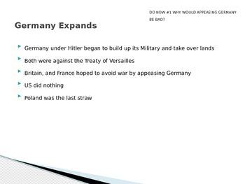 PowerPoint WWII