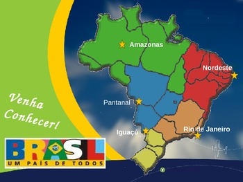 PowerPoint Website - Portuguese - Travel Agency