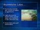 PowerPoint:  Wetlands Biomes & Species Diversity