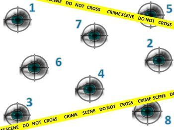 PowerPoint Witness and Detective Equations/Details Game