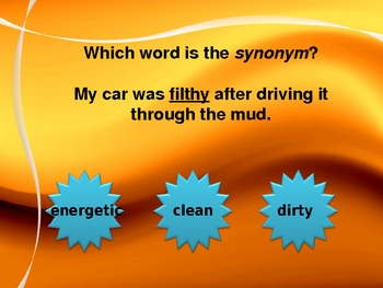 PowerPoint Word Game