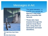 PowerPoint-Worldview-Messages in Art