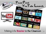 PowerPoint YouTube Launch - Sample