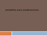 PowerPoint about Capitalism and Economic Competition