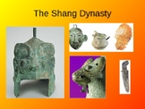PowerPoint about the Shang Dynasty