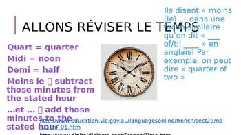 PowerPoint: basic vocabulary