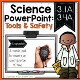 PowerPoint for Science Safety and Science Tools