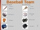 PowerPoint for Unit Rate-Baseballs and Bracelets
