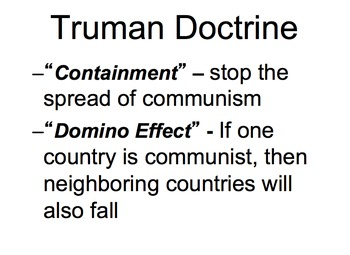 PowerPoint notes for US History